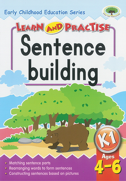 Workbook - Learn and Practise Sentence Building