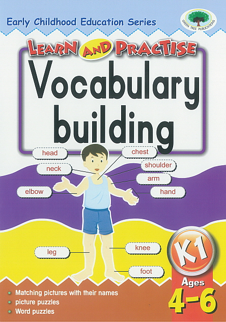 Workbook - Learn and Practise Vocabulary Building