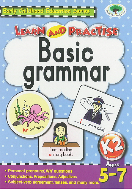 Workbook - Learn and Practise Basic Grammar