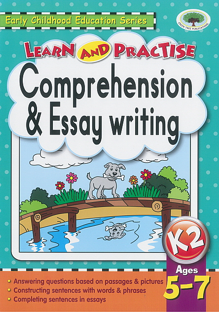 Workbook - Learn and Practise Comprehension & Essay writing
