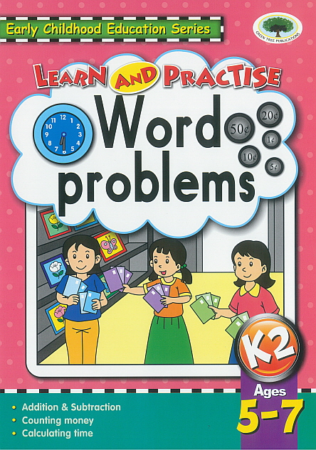 Workbook - Learn and Practise Word problems