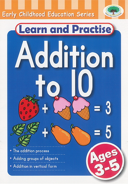 Workbook - Learn and Practise Addition to 10