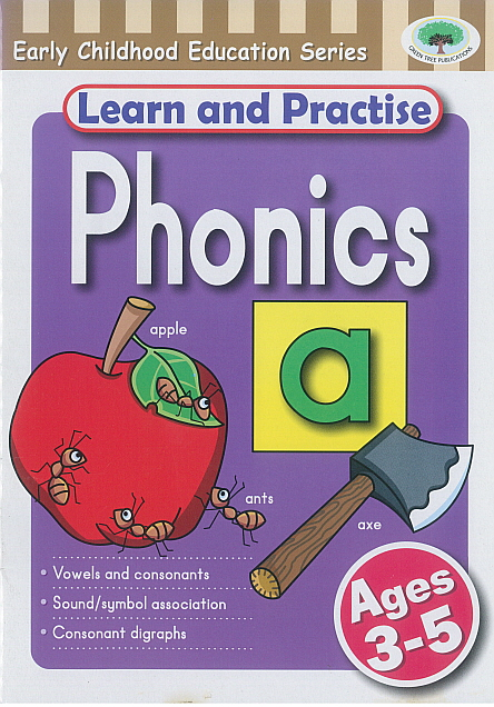 Workbook - Learn and Practise Phonics