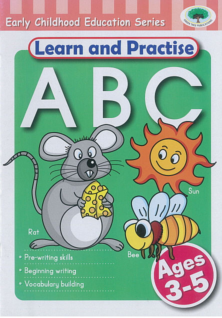Workbook - Learn and Practise ABC
