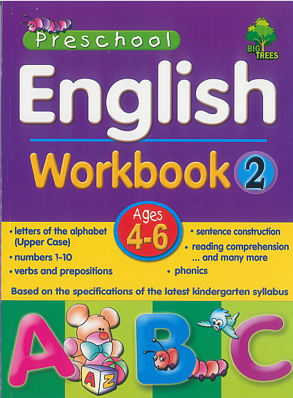 Pre-School English Workbook 2