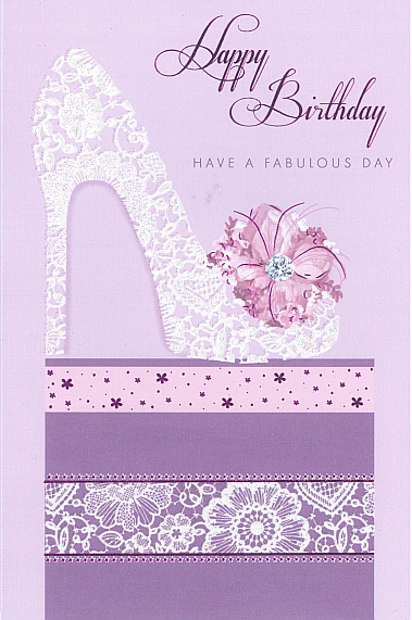 elegance happy birthday have a fabulous day ec113 3 50 gomall