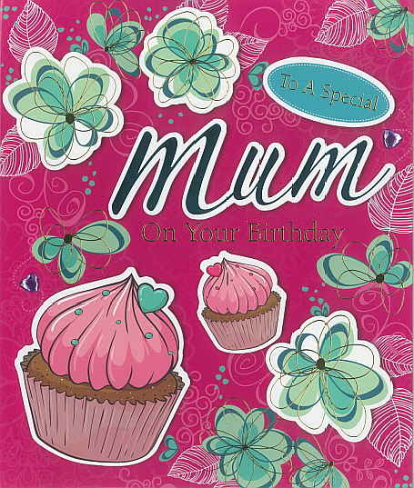 NQS To A Special Mum on your birthday
