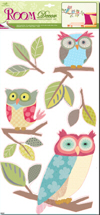 Room Decor Owls