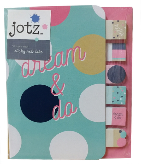Jotz Sticky notes Tabs